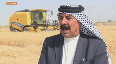 Iraq corruption hindering agriculture sector
