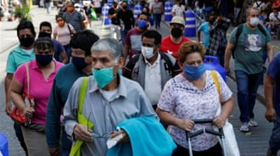 Mexico opens for business amid surge in COVID-19 infections