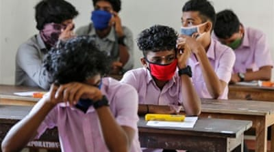 Gov't criticised for making cuts to India's school curriculum