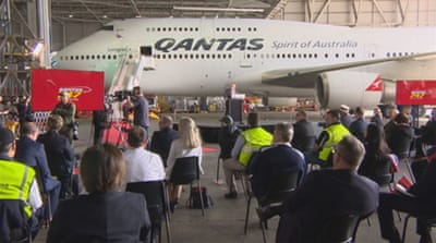 Australia's Qantas decommissions last Boeing 747 after 50 years