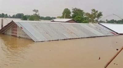 More than 100 killed, thousands displaced by India floods
