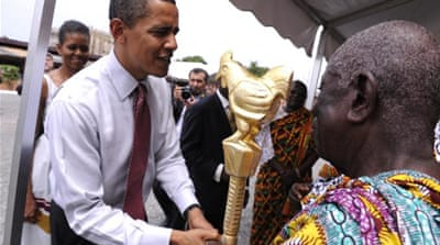 Is Obama fever in Africa dying down?