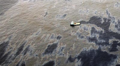 The Chevron oil spill in Brazil