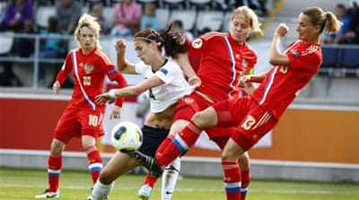 It's women's Euros - not a debate on the Euro