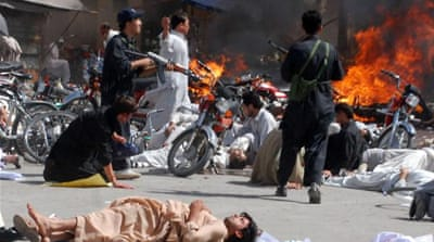 Carnage in Quetta