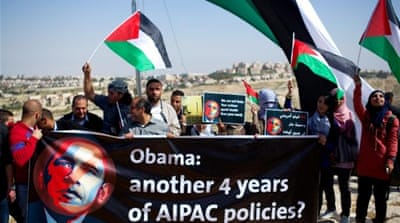 West Bank reacts to Obama visit with a shrug