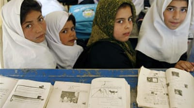 The changing face of Afghan education