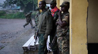A stark message for DRC security forces