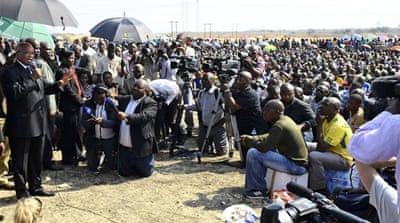 Can Zuma survive Marikana?