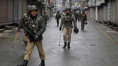 Kashmir valley on edge after execution