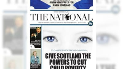 First newspaper for an 'independent Scotland'