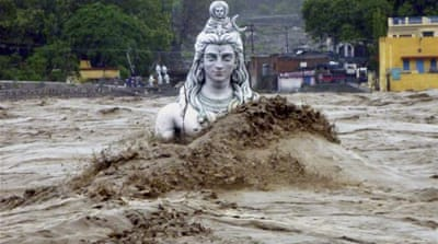 India floods: The anger of Ganga