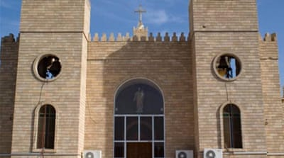 Restricted freedoms in the Iraqi Christian green zone