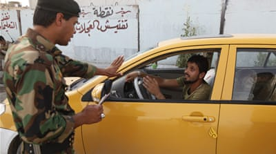 Baghdad: life punctuated by checkpoints