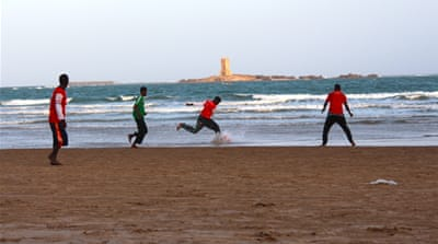 Al-Shabab's 'halal' football a different game