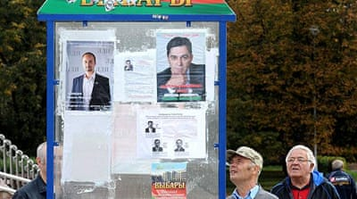 Who will come out to vote in Belarus?