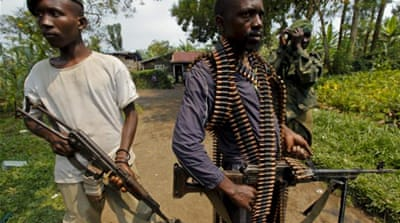 Is disarmament of DRC rebel group a ruse?
