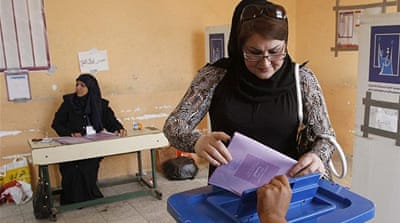 Despair clouds first post-US Iraq vote