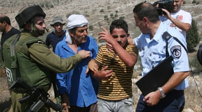 Israeli authorities accused of child torture
