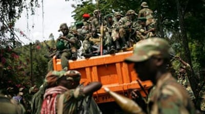 The strength of Congo's rebel groups