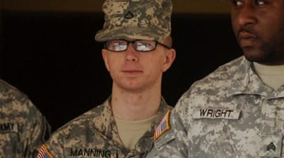 WikiLeaks suspect Manning 'not suicide risk'