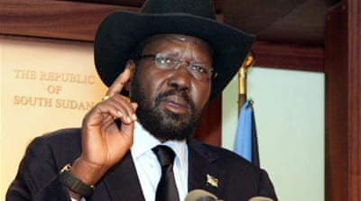 The South Sudanese president's big gamble