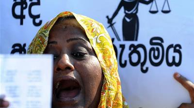 A new battleground in Sri Lanka