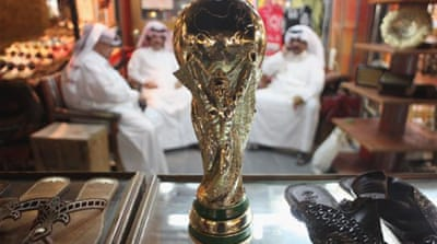 Europe shouldn't set Qatar 2022 temperature