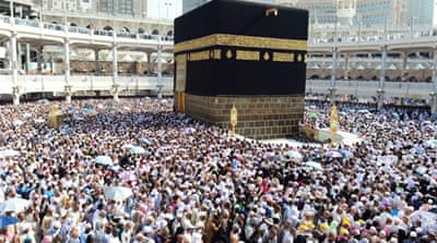 Hajj: Ebola, selfies and two million stories
