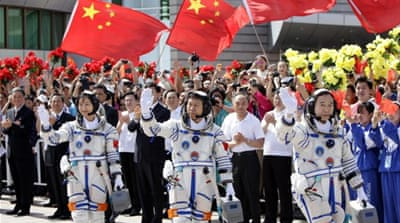 China's deep-space ambitions