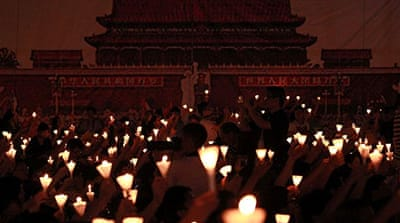 Chinese silence on Tiananmen under scrutiny