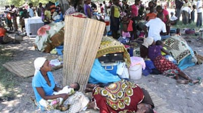 Trouble brewing in Mozambique camps