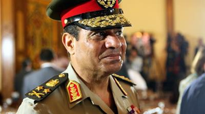 Egypt's generals following Algerian playbook?