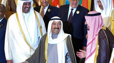 Arab League leaders agree not to agree