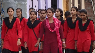 Red Brigade confronts India sex abuse