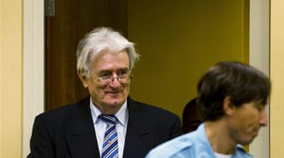 Karadzic's attempt to 'come clean'