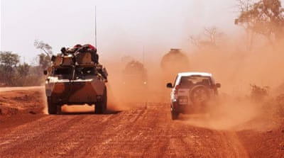 West Africa prepares for war