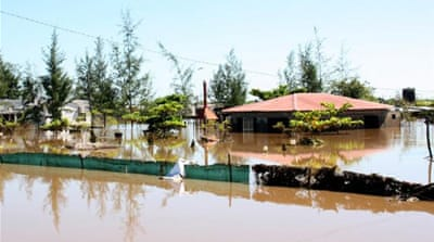 'Dire situation' after Mozambique floods