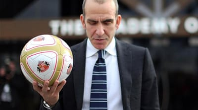 Caution needed in Di Canio storm