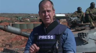 The plight of journalist Peter Greste