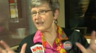 Nuns drive debate on cuts to social programmes