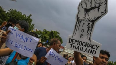 Thai radio station promotes debate