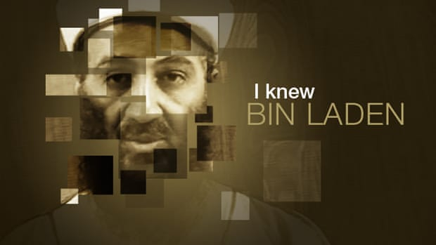 I knew bin Laden