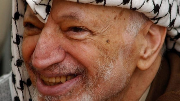 Arafat poison findings sent to Palestinians