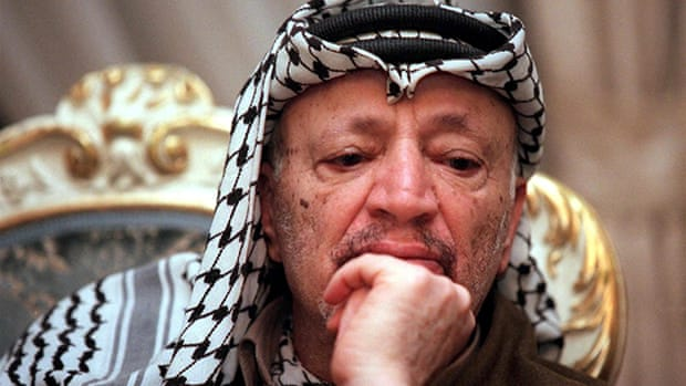 PLO officials call for Arafat inquiry