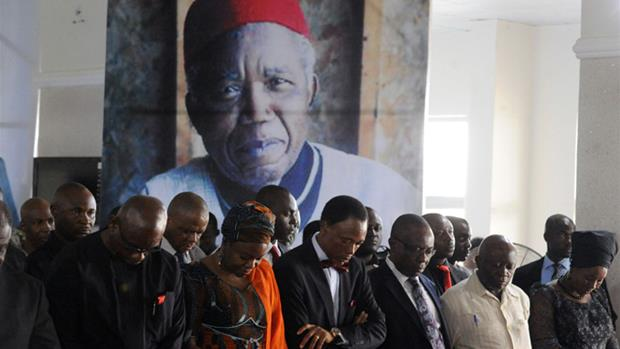 Chinua Achebe: Why Google honours him today