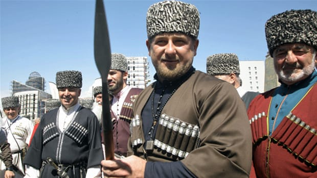 Chechnya's hard-line protector of Muslim rights