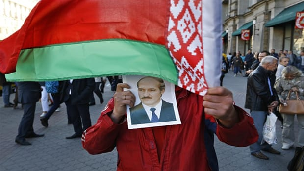 Belarus: 'Last dictatorship in Europe' set for a vote