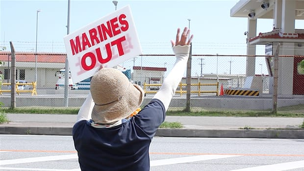 Voices of Okinawa: Standing against a US military base