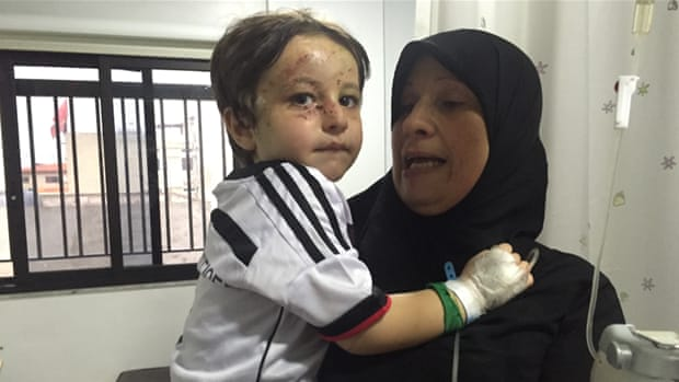 Haidar's story: Orphaned by an ISIL bomb in Beirut